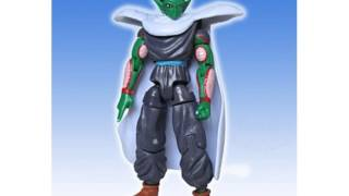Dragonball Z Kai ~ Piccolo Action Figure W/large Dragonball