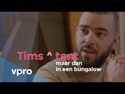Derek Otte in Tims ^ tent: maar dan in een bungalow