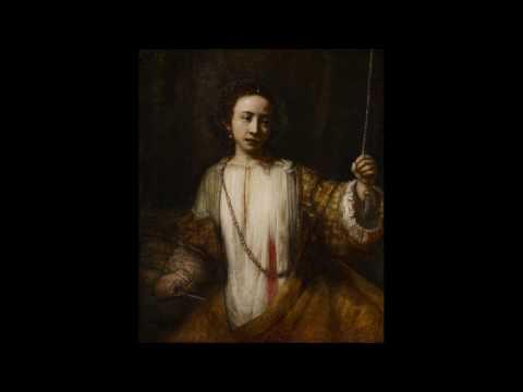 Bach - Aria from Pastorale in F, BWV 590 - Luiza Borac