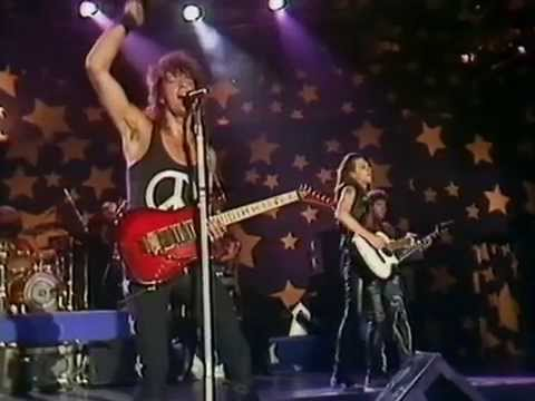 Bon Jovi - Blood On Blood (Moscow 1989)