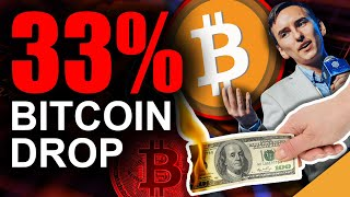 BEWARE: Bitcoin Due for Epic 33% DROP (Biggest Trade Targets)
