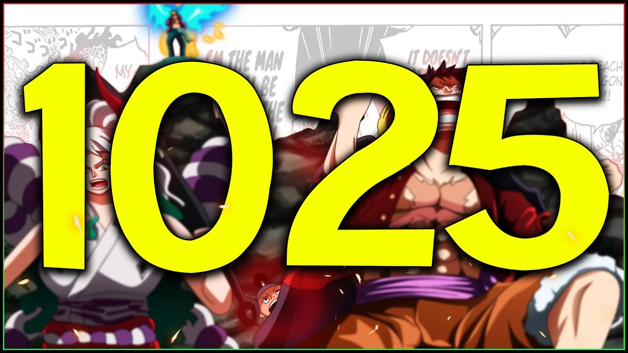 Download i'm OFFICIALLY IMPRESSED... WOW! - One Piece Chapter 1025   B.D.A Law