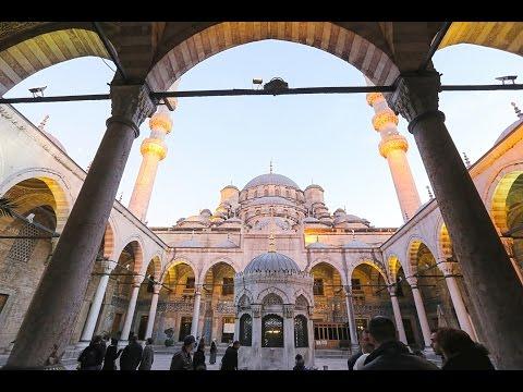 Eminönü Yeni Camii'de Muhteşem Ezan Sesi