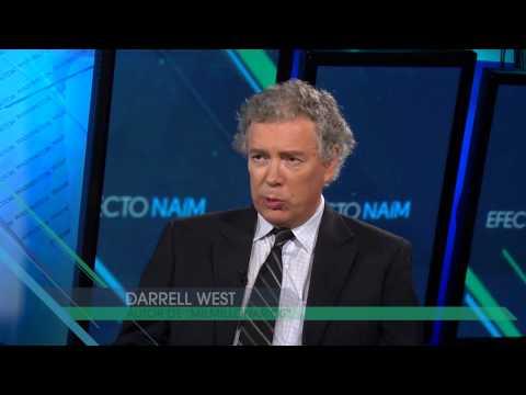 Darrell West: los milmillonarios no aceptan el status quo
