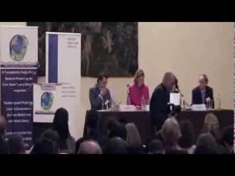 First Panel: Human Rights and Human Nature - Sophia Kuby, Thierry Baudet, Marie Smith, John Fonte