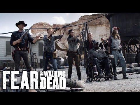 Fear the Walking Dead Season 5B Comic Con Trailer