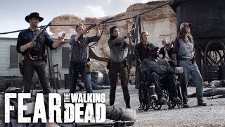 Fear the Walking Dead Season 5B Comic Con Trailer