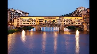 Firenze - Ponte Vecchio -- Old Bridge Florence