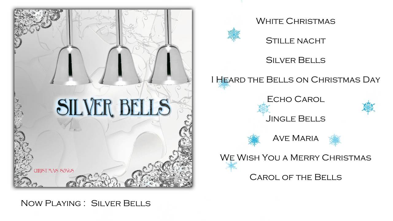 Silver Bells ~ Christmas songs (Full Album) - YouTube
