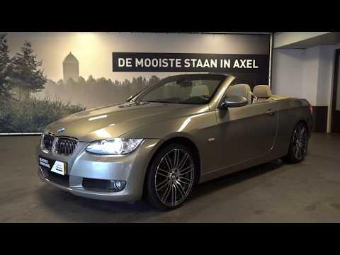 TE KOOP - BMW 3 serie 325i Cabriolet