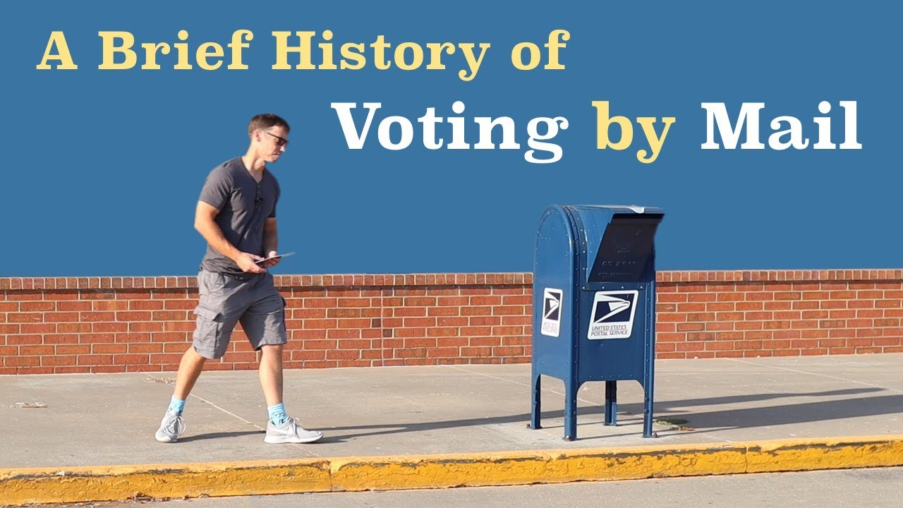 A Brief History of Voting By Mail (feat. The Cynical Historian)