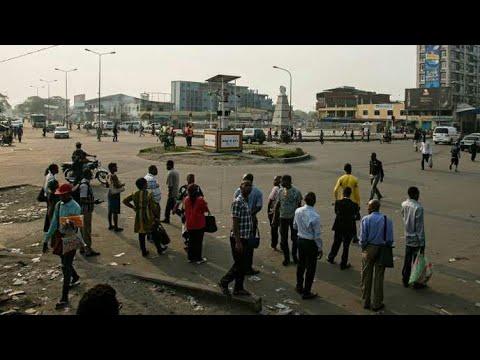 En Direct de Kinshasa Ville Morte?
