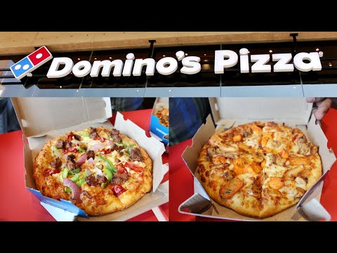 "Domino's Pizza Now In Bangladesh / ""ডোমিনোজ পিজ্জা"" এখন ধানমন্ডিতে / Bangladeshi Food Review"