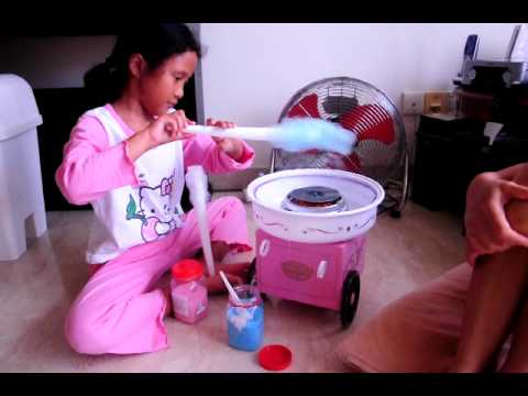 Cotton Candy Maker Youtube