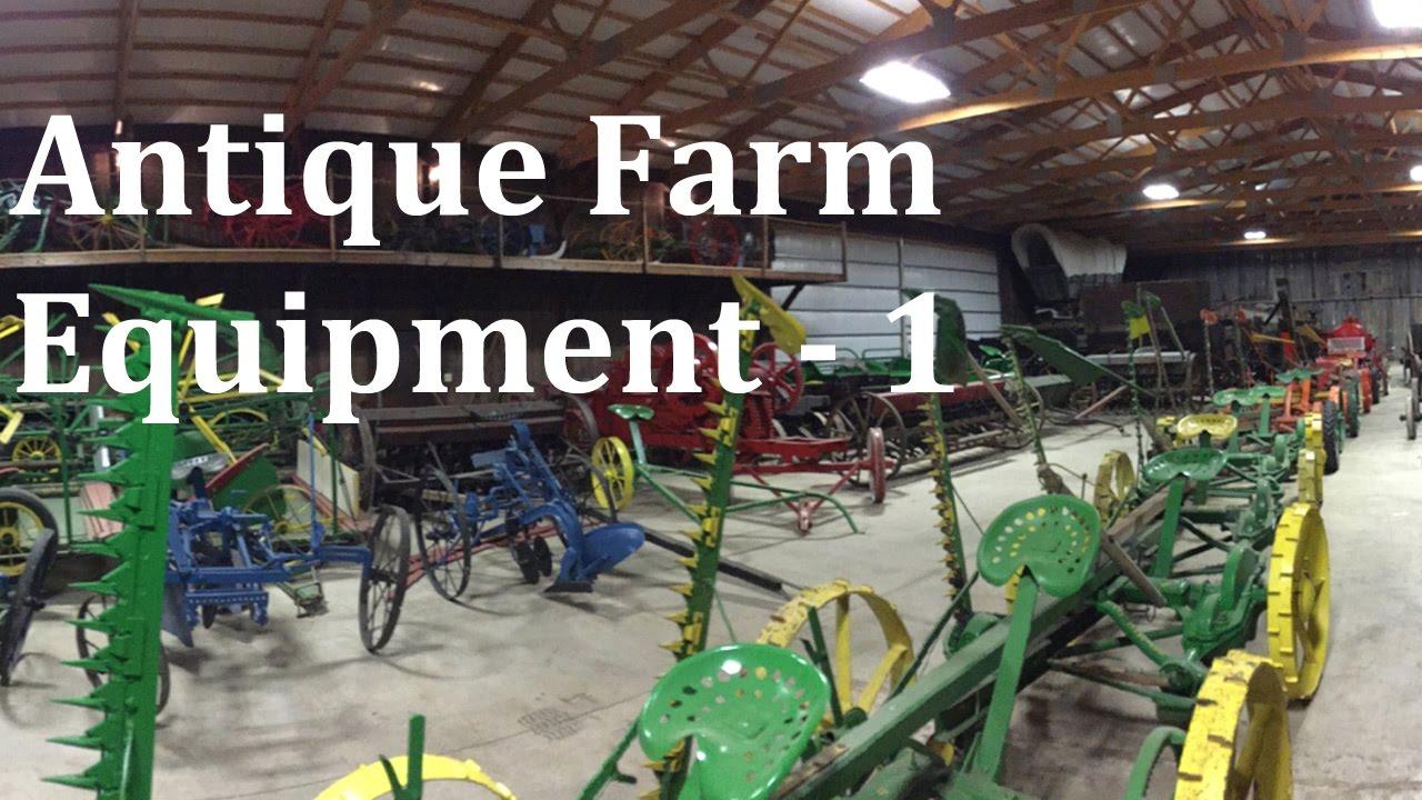 Antique Farm Equipment Renner Part