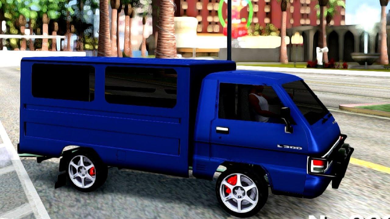Mitsubishi L300 FB Van