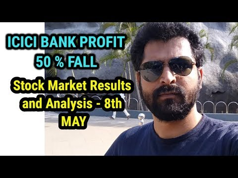 ICICI Bank Profit 50 % Fall | Tomorrow Stock Market Results and Analysis | Tamil Share