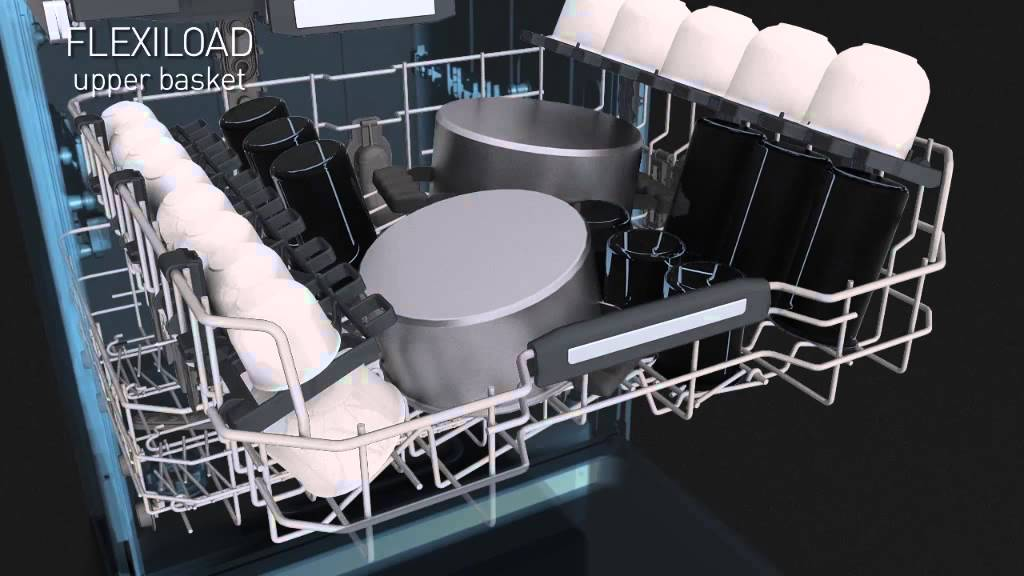 Lavastoviglie ad incasso Hotpoint Ariston YouTube