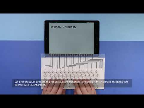 Kirigami Keyboard