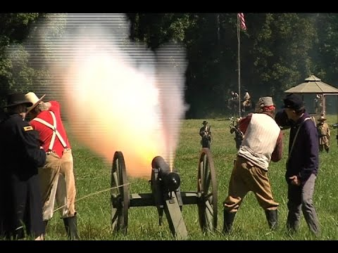 Glimpse into the past at Battle of Centralia reenactment