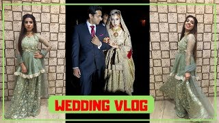 COUSINS' WEDDING VLOG - PARUS WEDS BASEEM | YusrasLife