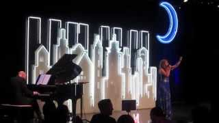 """Part of Your World"" Jodi Benson (voice of Ariel) accompanied by Jeremy Weinglass"