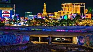 Las Vegas underground city
