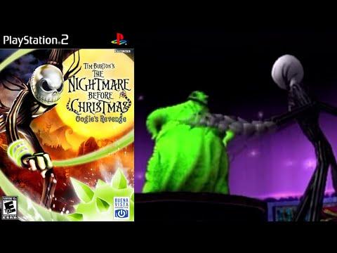 The Nightmare Before Christmas: Oogie's Revenge [15] PS2 Longplay