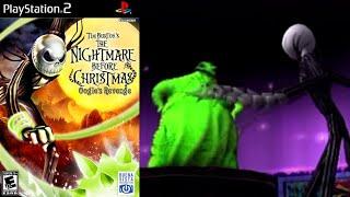 Скачать The Nightmare Before Christmas Oogie S Revenge 15 PS2 Longplay
