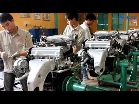 Hanoi College for Electro-Mechanics