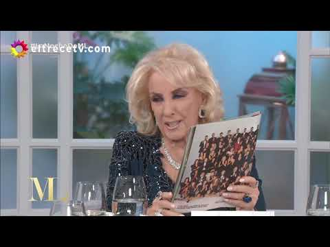 Mirtha reveló la razón por la que Juana Viale no va al Bailando