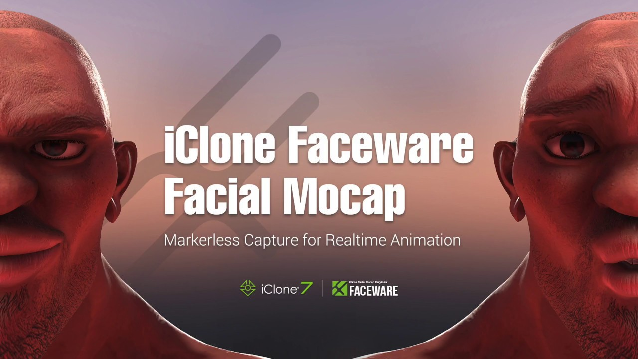 iClone 7 Introduces Markerless Facial Capture Tech