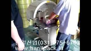 포장기계, 곌속기, 계란묶는결속기,중고결속기(한일산업)