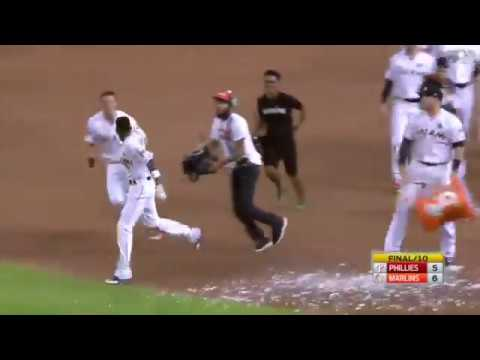 Miami Marlins 2017: Best of July