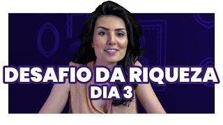DESAFIO DA RIQUEZA 3º DIA: Quem chorar mais, vence!