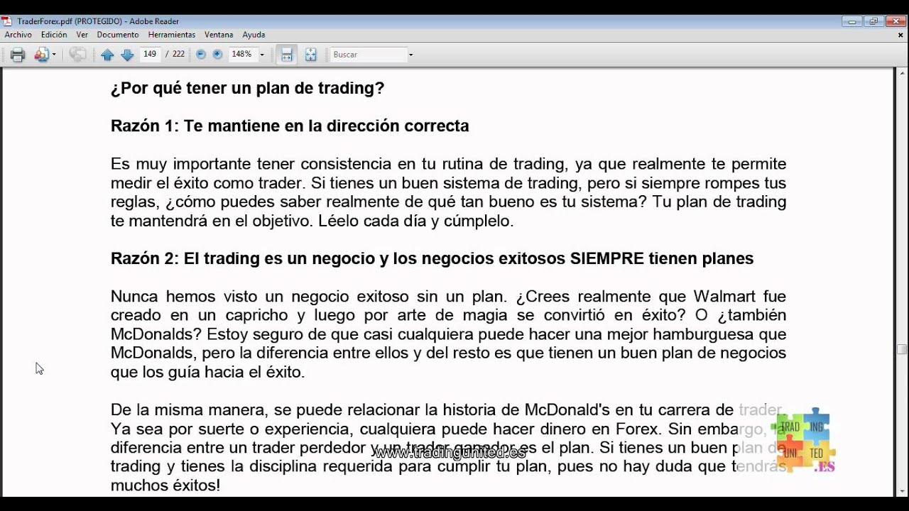 Tener Exito En Trading Pdf