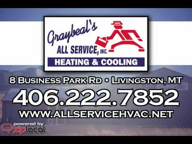 Graybeal's All Service Heating & Cooling - (406) 222-7852