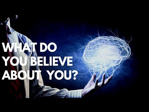 What Do You Believe About You? (The Power of Belief!)