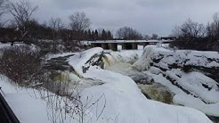4к Изкуствен водопад :)