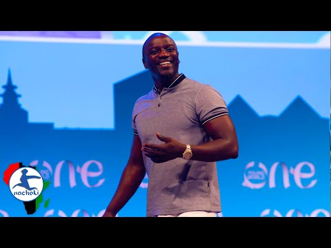 Africa Doesn't Control Its Own Resources That Needs To Change - Akon