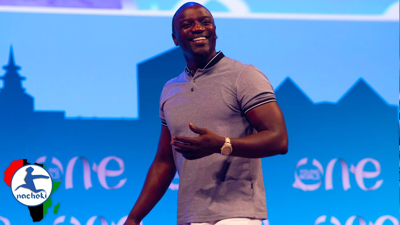Akon: Africa Doesn't Control its Own Resources and That Needs to Change