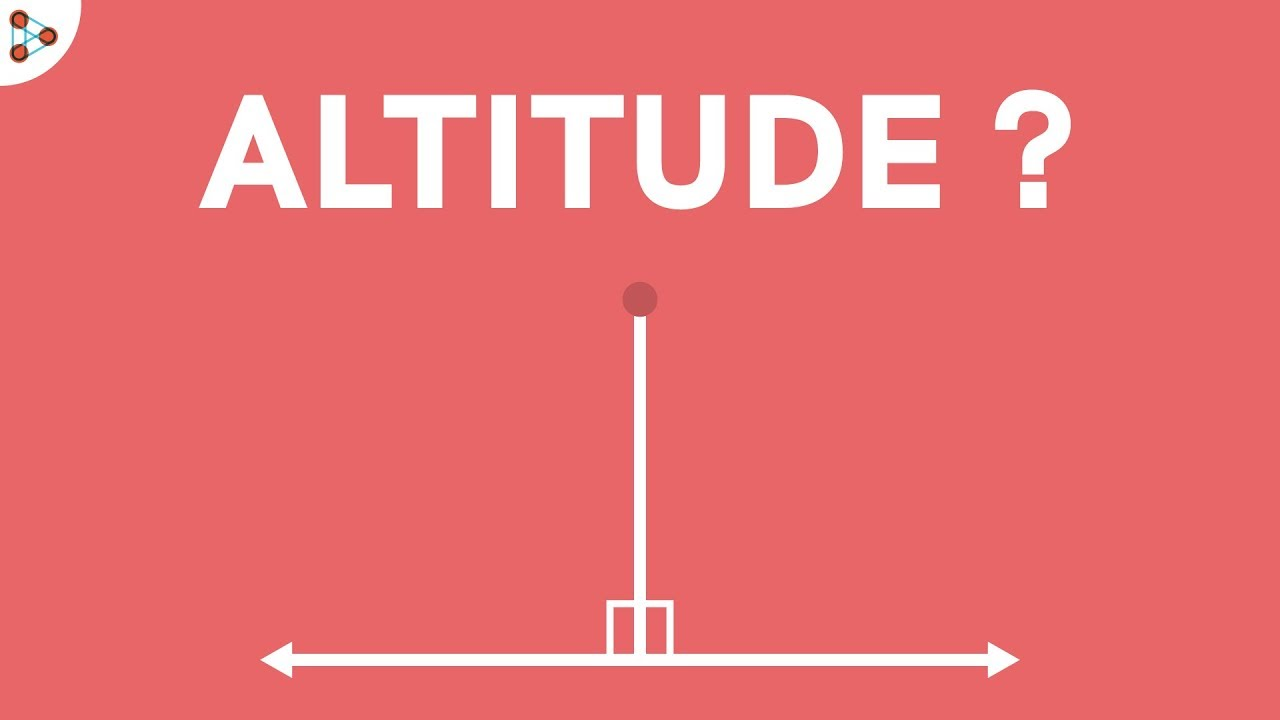 What Is An Altitude YouTube - What is altitude