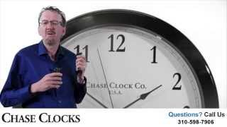 How Our Electric Wall Clock Keeps Running During A Power Outage!