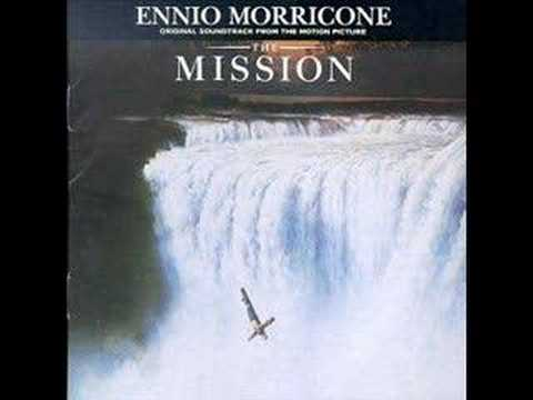 The Mission  Ennio Morricone