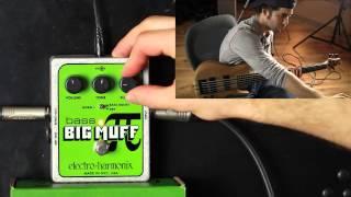 ☺ Trucs : Electro Harmonix Bass Big Muff