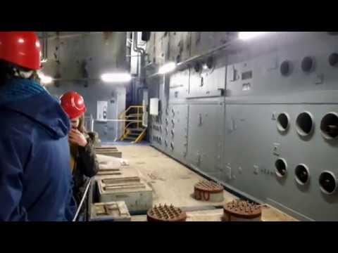 Kernkraftwerk Greifswald/ Block 6/ Blick in den Reaktor