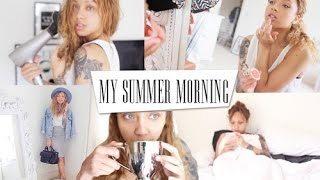 My Summer Morning Routine | Beautycrush| ad