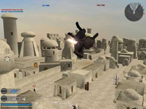 Star Wars  Battlefront II (classic) party on tatooine 1 |