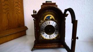 Часы каминные настольные с четвертным боем! HERMLE(, 2014-07-05T12:34:28.000Z)
