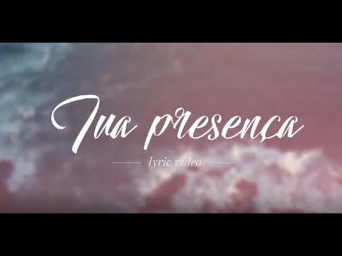 Tua Presença Playback Videoletra Versão Live Youtube